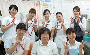 病棟 看護スタッフ